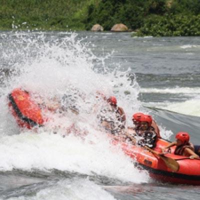 Jinja Raft Experience Uganda