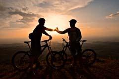 Sipi Mountain Biking