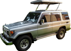 Self Drive Experience Uganda